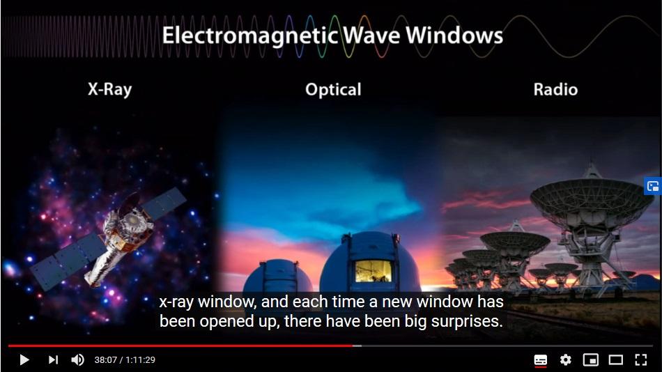 Ablakok az univerzumra