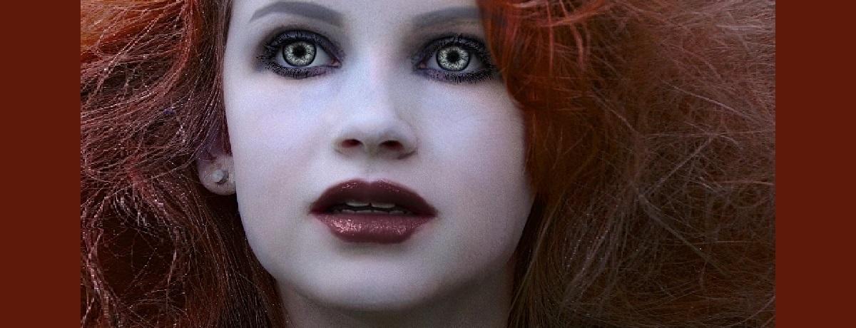 Kívánatos nőnek láttatja magát a boszorkány